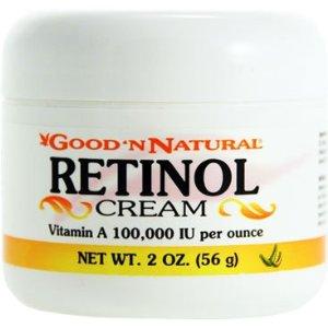 100% Retinol Cream