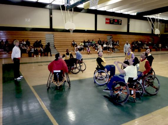 Integrazione degli alunni disabili: Educazione fisica e disabilità, l ...