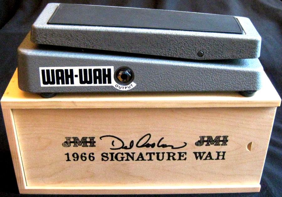 Schema Elettrico Wah Wah : Come è nato il wah wah stereorama
