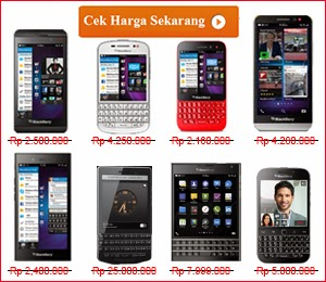 BLACKBERRY 10 - by Lazada