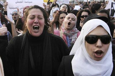 Mesir haramkan paksaan ujian keperawanan oleh tentera