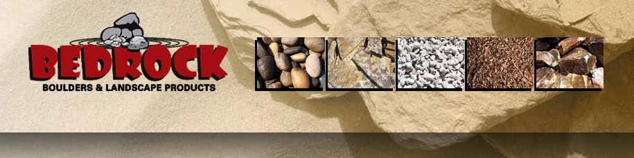 Bedrock Boulders and Landscape Products