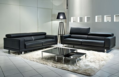Salas modernas con muebles elegantes ideas para decorar for Decoracion salas clasicas elegantes