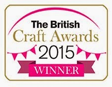Award Winner at the Craft Awards 2015