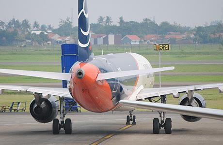 Batavia Air A320