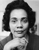 Breve Biografía de Coretta Scott King. Activista por los derechos civiles. Esposa de Martin Luther King Jr. Mujeres que hacen la historia. Mujeres que hicieron la historia