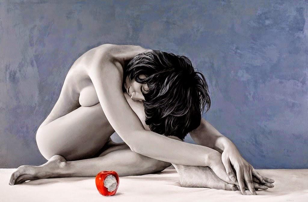 obras-pintores-hiperrealistas-italianos