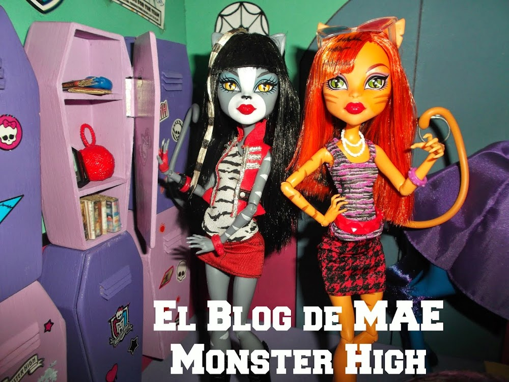 El Blog de MAE Monster High