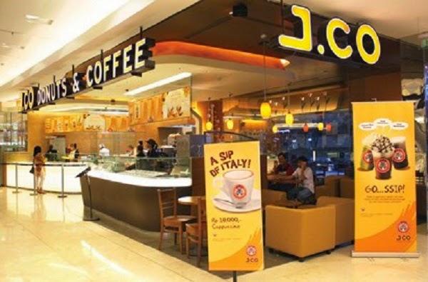 PT JCO Donut & Coffee job loker aceh
