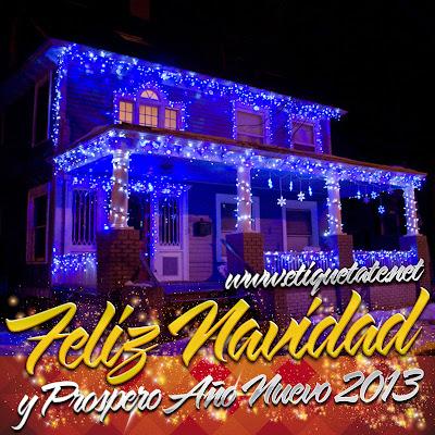 Casas decoradas con luces Navideñas 2013 para descargar Gratis