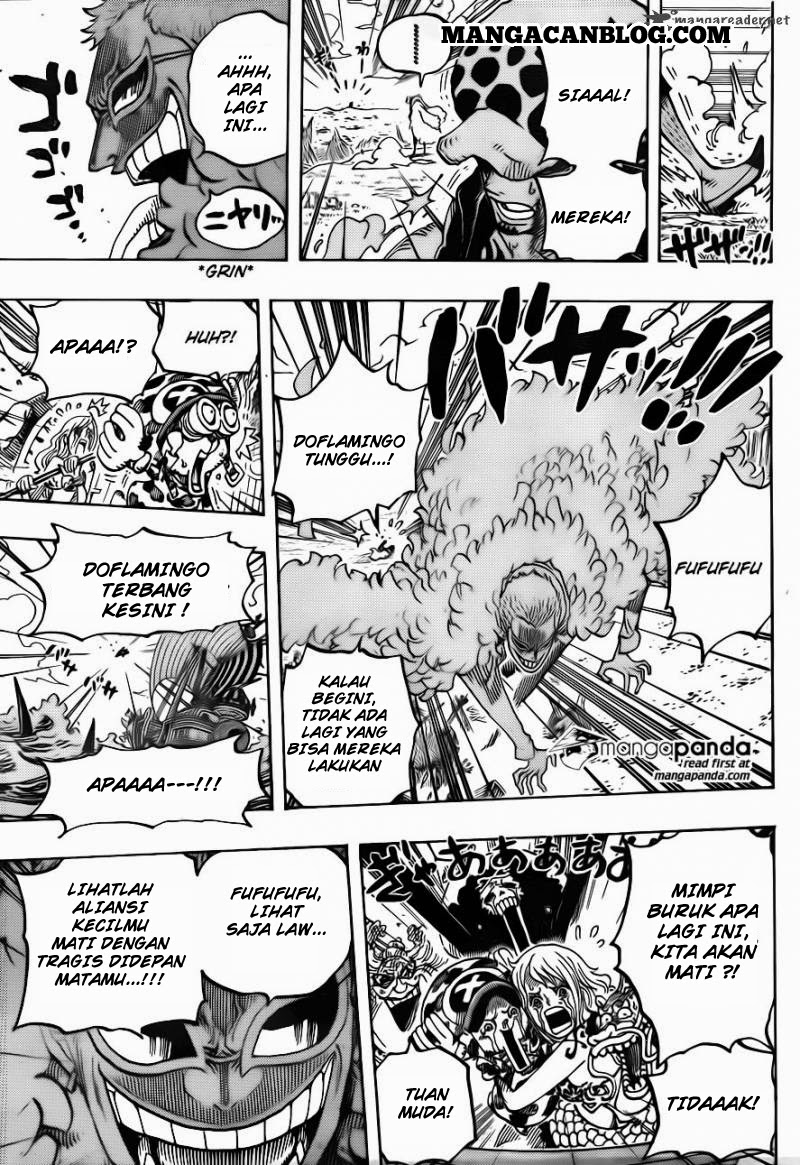 Komik one piece 723 - perubahan rencana 724 Indonesia one piece 723 - perubahan rencana Terbaru 16|Baca Manga Komik Indonesia|Mangacan