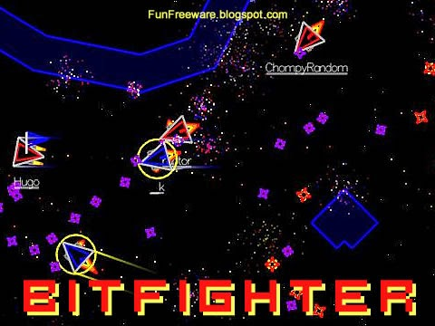Bitfighter - Free Multiplayer Space Combat Game Image