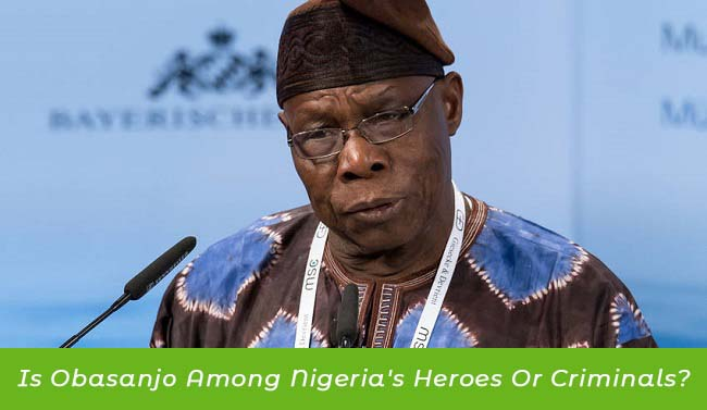 Image result for Nigerians should act together, else… – Obasanjo