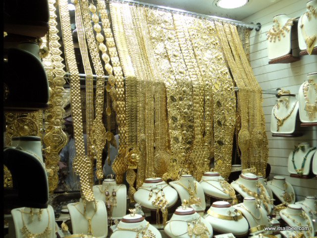 gold souk Top 10 Things To Do In Dubai