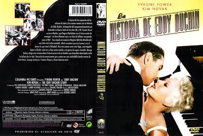 La historia de Eddy Duchin (Melodía inmortal) | 1956 | The Eddy Duchin Story | Caratula dvd