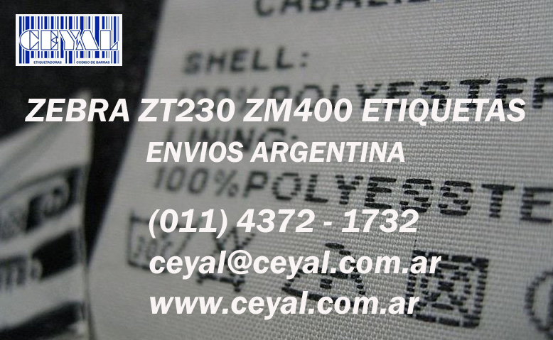 etiquetas adhesivas mineria y extraccion minerales Argentina
