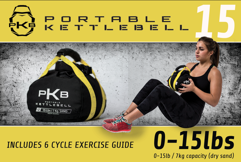 portable kettlebell, workout, PKB, tomoson, review, fitness, health