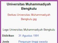 Universitas Muhammadiyah Bengkulu
