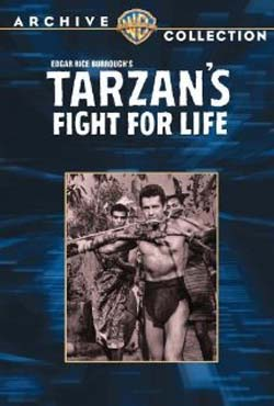 Tarzan's Fight for Life (1958)