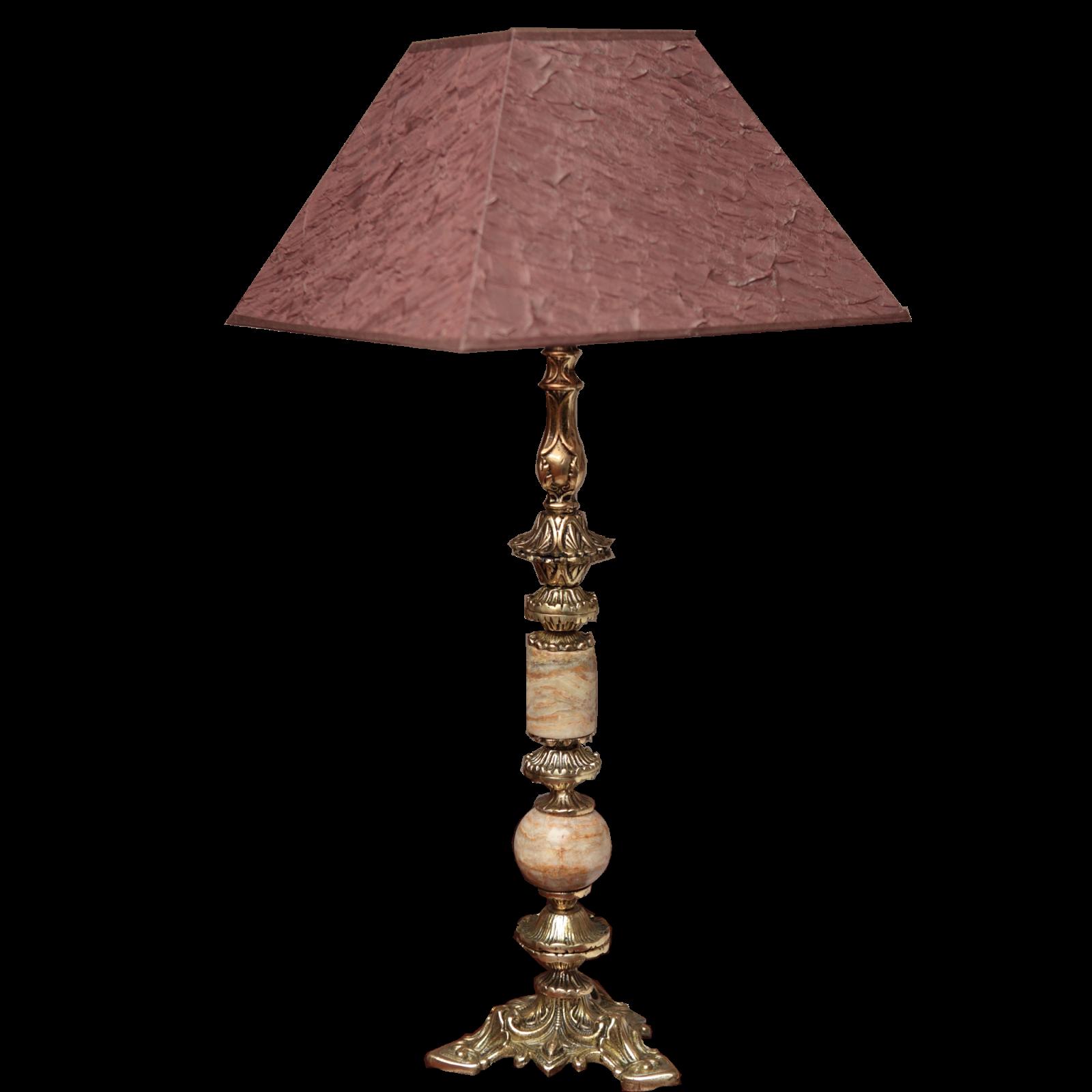 Old beauty l mpara sobremesa de bronce bronce lamp - Lamparas de sobre mesa ...
