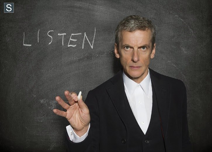 POLL : What was your favourite scene in Doctor Who - Listen