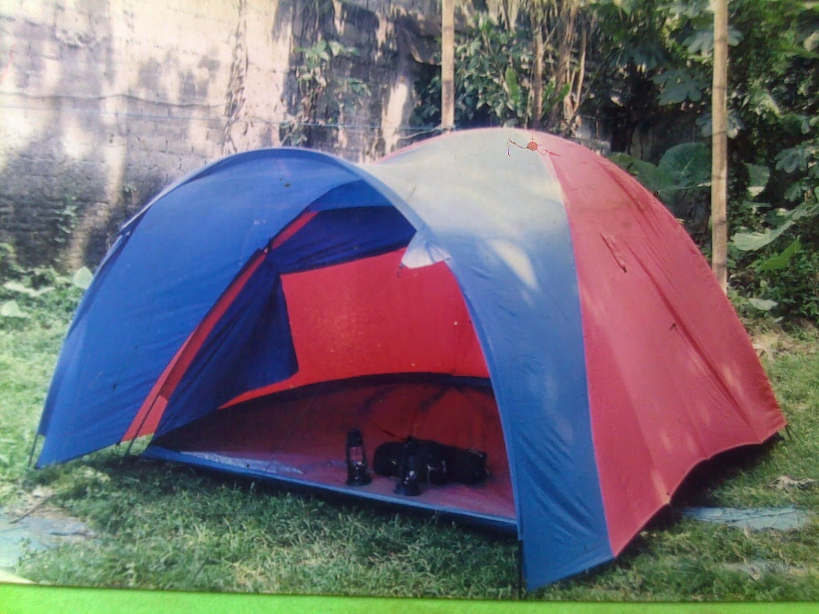 Green Camp Daftar Harga Sewa Produk Tenda Dome Kapasitas 6 Orang Citarum 350x250m
