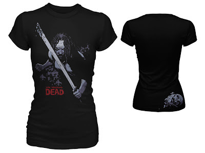 Da J!NX le T-shirt di The Walking Dead