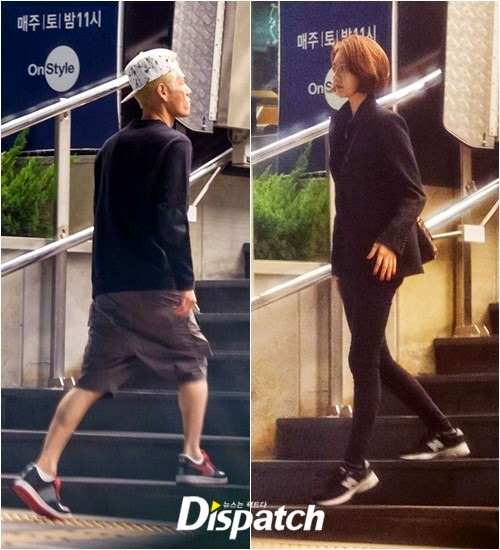 Dispatch kpop dating