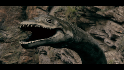 Dinosaurio de Proyecto Dinosaurio