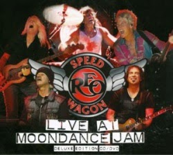 Reo Speedwagon Live at Moondance Jam CD y DVD