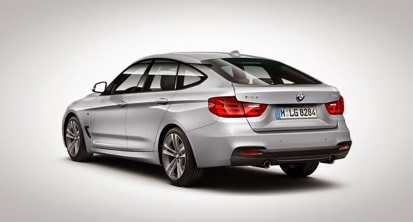 All New  BMW Seri 3 Gran Turismo