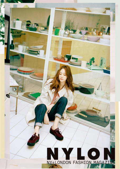 K-Fashion Inspiration: Let's Buy Some Keds by Krystal Jung