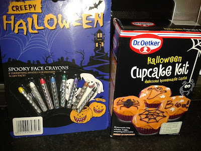 Busy mum of 3: Halloween with Aldi