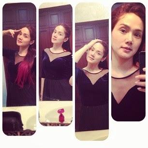 Cantiknya Selfie Mulan Jameela Bersama Putri-Putrinya Ini