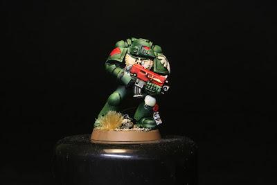 Marines Espaciales de los Ángeles Oscuros