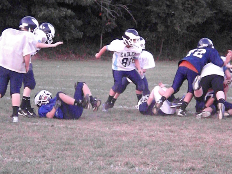 tri county blue mountain midget football