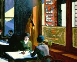 EDWARD HOOPER, Chop Suey.