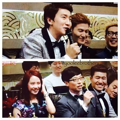SBS Entertainment Award 2013 – Running Man – Live UPDATE