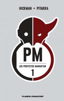 Los Proyectos Manhatan nº1, de J. Hickman (Reseña Express)