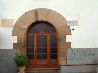 Portal adovellat de Can Valls