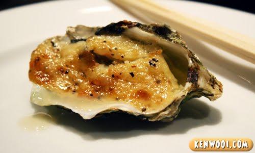 eyuzu baked oyster