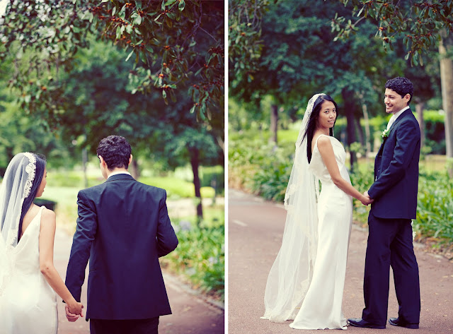 Kitchener Park Subiaco Wedding