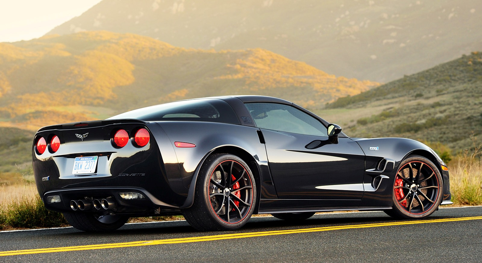 Chevrolet Corvette ZR1 2013