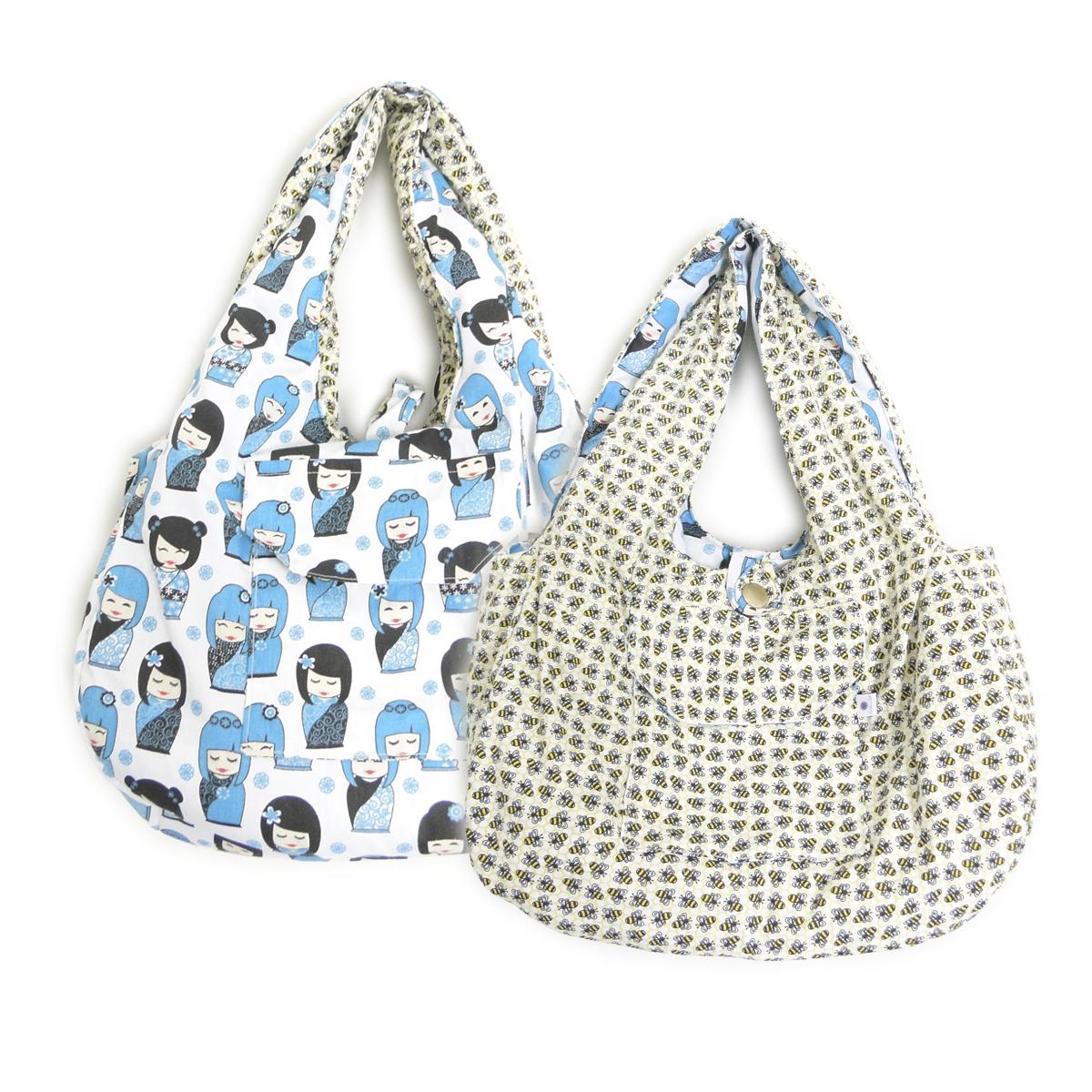 Bolsa Em Tecido Dupla Face : Fashionarts bolsas em tecido variedade praticidade e