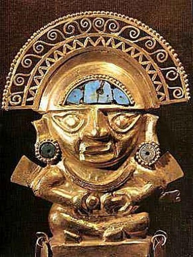 Incas on Pachacuti Inca