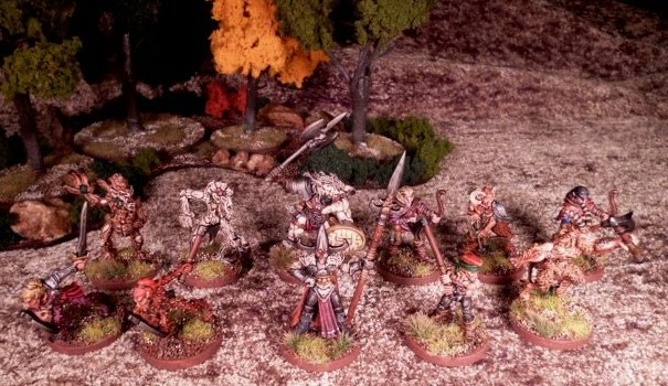 The Warthorne Tempest musters for battle