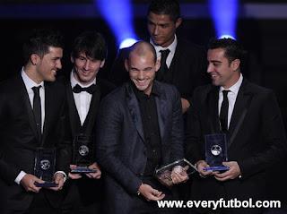 Diego Maradona Habló De Messi, Cristiano y Xavi