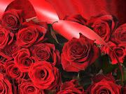 3 Rosas (rosa centifolia) frescas. (No importa el color