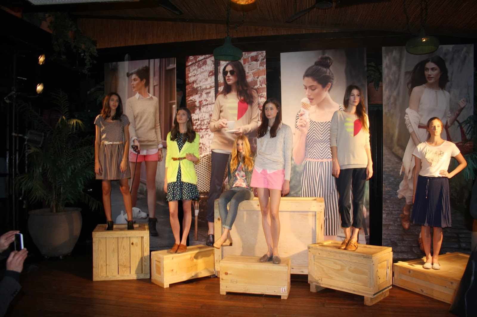 Maison Jules Spring/Summer 2014 Presentation