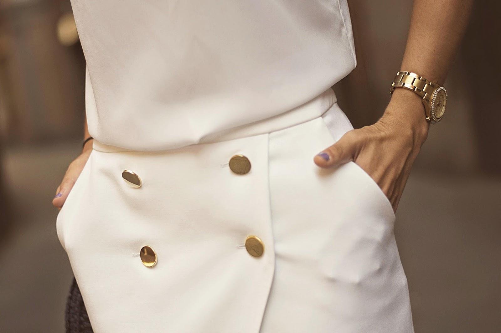falda zara, top zara, bolso mango, sunnies H&M, sandalias Sommers